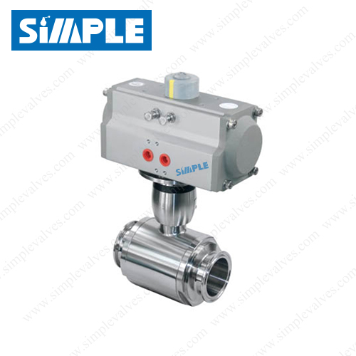 Tri Clamp Ball Valve