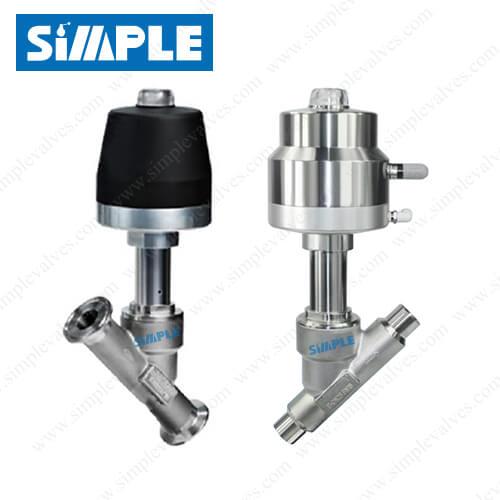 sanitary-pneumatic-angle-seat-valve