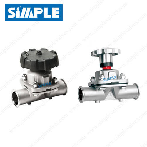sanitary-manual-diaphragm-valve
