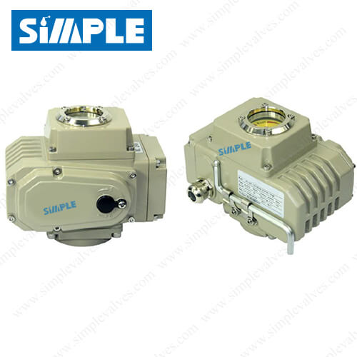 7. Electric Actuator