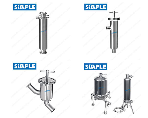 A Comprehensive Tutorial of Sanitary Filters