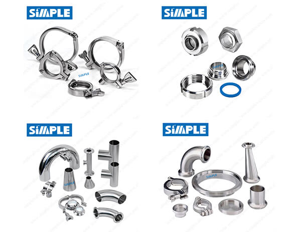 Sanitary Fittings - A Brief Introduction